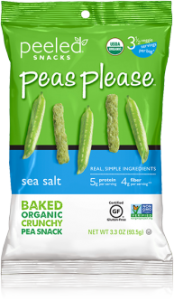 Peas Please Sea Salt