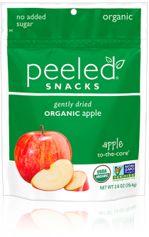 Dried Fruit Organic Apple