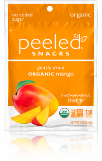 Dried Fruit Organic Mango Picks