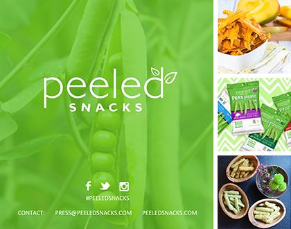 Peeled Snacks Press MediaKit
