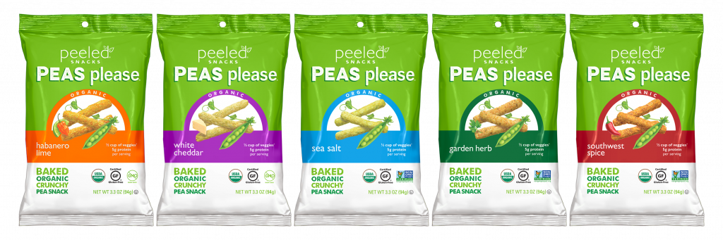 Peas Please Group Shot
