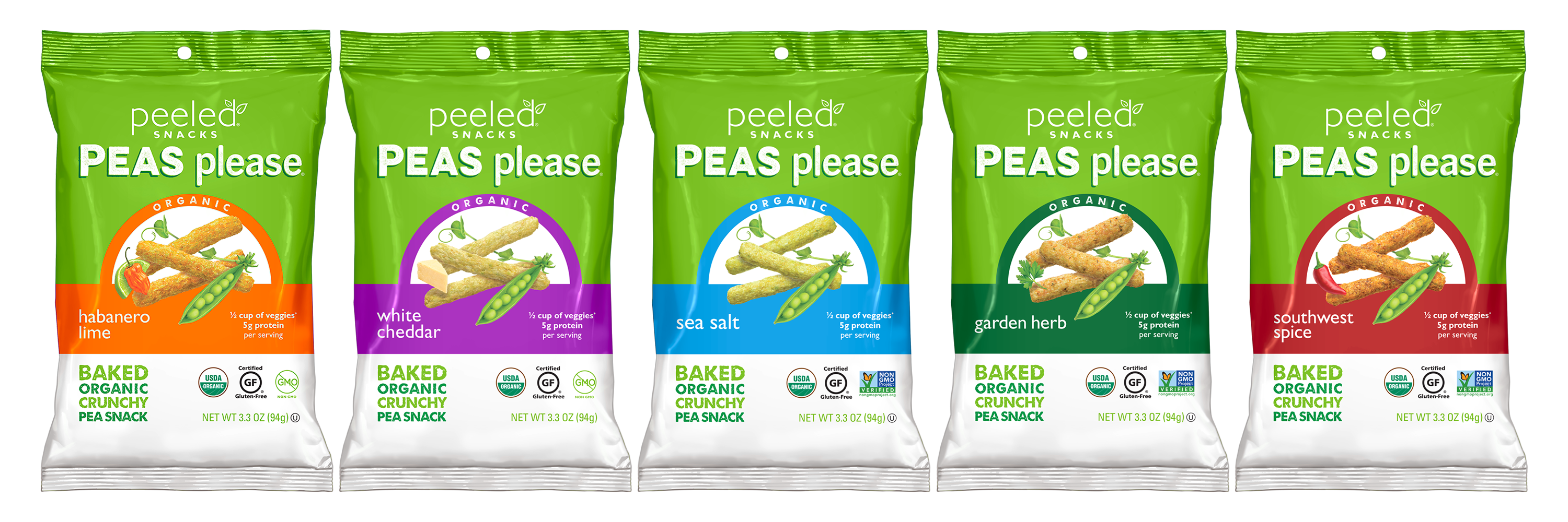Peas Please Group Shot