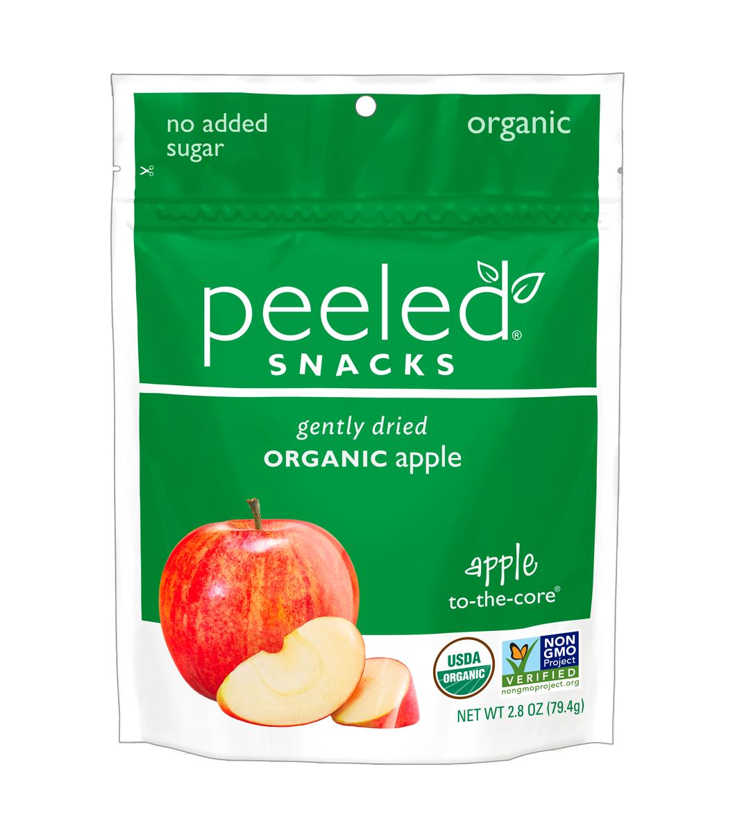 Peeled Snacks Dried Apple