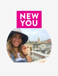 New You by Melissa Gutierrez
