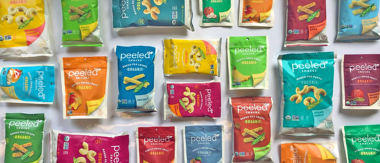 Snacks - Peeled Snacks