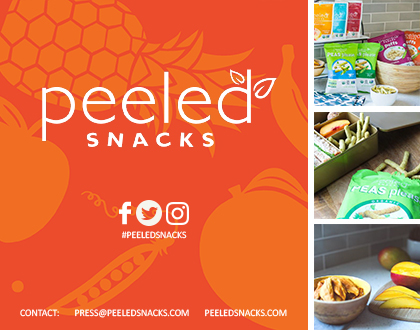 Peeled Snacks Press Kit 2018