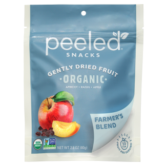 farmer's blend 2.8oz bag, front