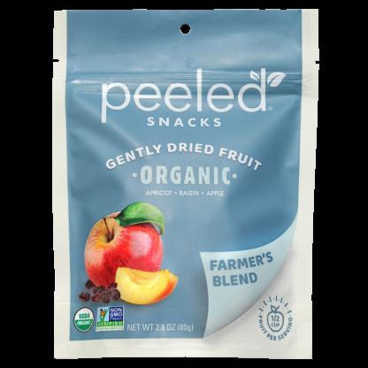 farmer's blend 2.8oz bag, front