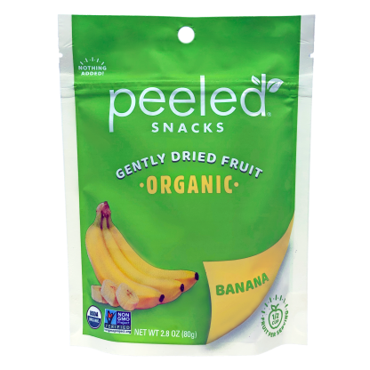 banana 2.8oz bag, front